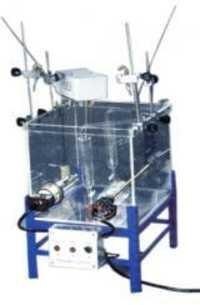 Double unit organ bath thermostatic control