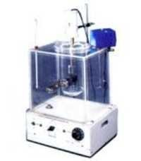 DISSOLUTION RATE TEST APPARATUS (ELECTRICALLY OPERATED)