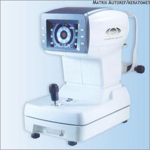 Auto Refractometer Matrix