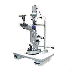 Three Step Slit Lamp