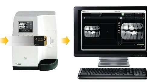 Dental Plate Imaging System
