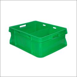 Green Milk Crates