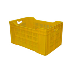 Side Perforated Fruit Crates