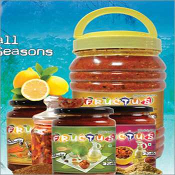 Mixed Veg Pickles
