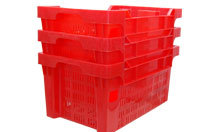 Nestable & Stackable Crates