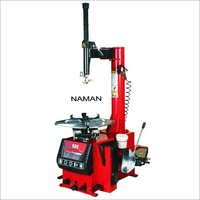 Automatic Tyre Changing Machine