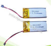 Mp3 Battery Li-Polymer Cell