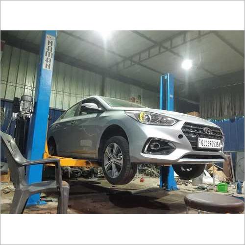 Garage Hydraulic Lifts