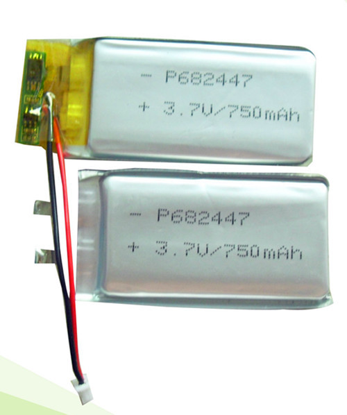 3.7v, Lithium Ion Polymer Battery
