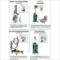 Automotive Lubrication Equipments