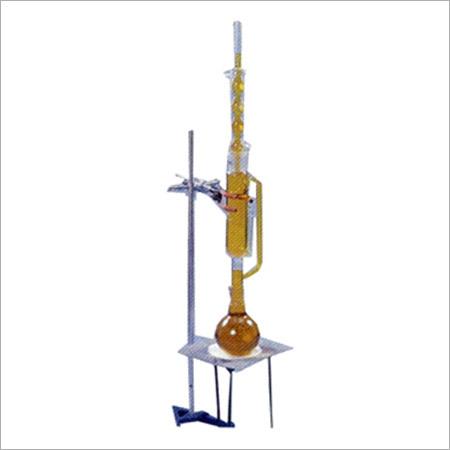 Soxhlet Extraction Apparatus Manufacturer Supplier