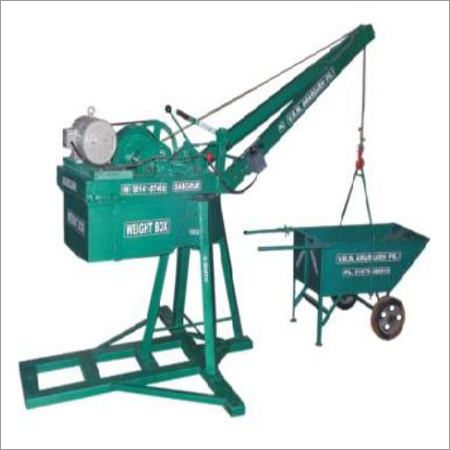 Building Material Lifting Machines