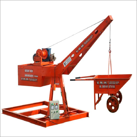 Construction Material Lifting Machines