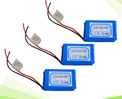 11.1v, Lithium Polymer Battery Pack