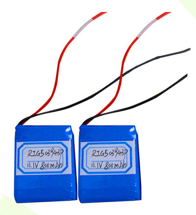 11.1v,  Li-Po Battery Pack