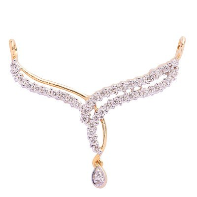 unique and stylish mangalsutra pendent