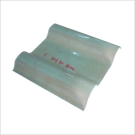Plain Fibreglass Roofing Sheets