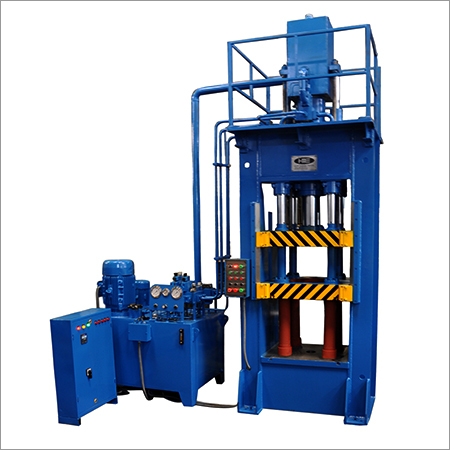 Hydraulic Drawing Machine
