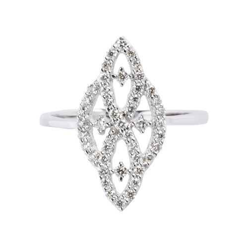 Exclusive diamond ring