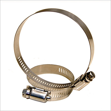 Stainless Steel Clamps & Clips