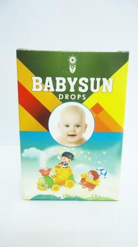 Ayurvedic Herbal drops for Colic Pain & Digestive - Ayursun Babysun Drops