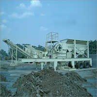 Stationary Stone Crushing Plant