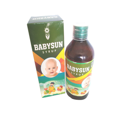 BABYSUN Ayurvedic Herbal Syrup