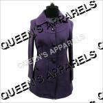 Designer Ladies long Coat