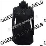 Fashionable Ladies Wind Coats
