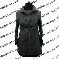 Ladies Long Knitted Coats