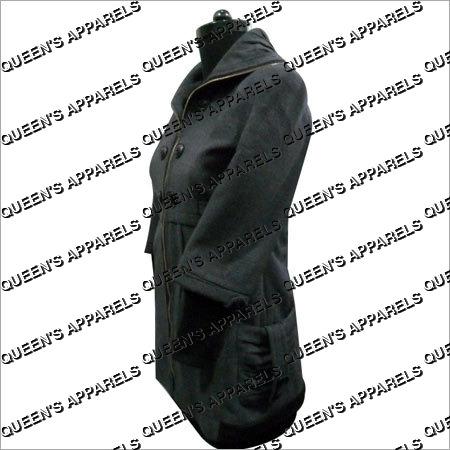 Military Style Ladies Coats