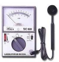 Laser Power Meter.