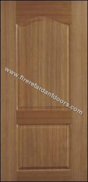 2 Panel Horizon Moulded Door