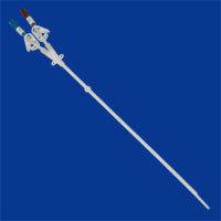 Chronic Silicone Catheter COVIDIEN TYCO