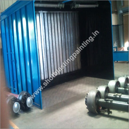 Dry Type Filter Booth