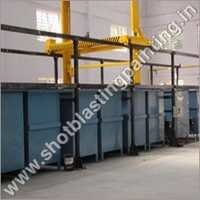 Pretreatment System PLC Controlled