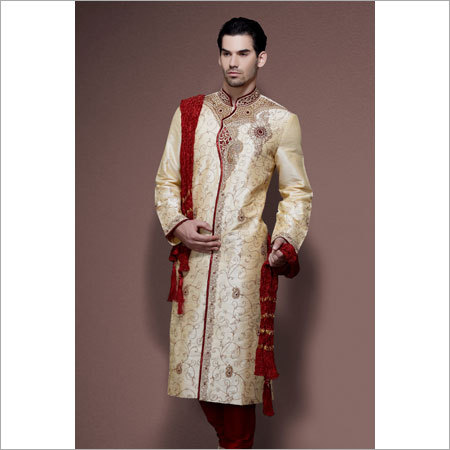 Fashionable Wedding Sherwani
