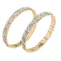 Exclusive Diamond Bangle