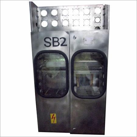 Hoffman SS Control Panel