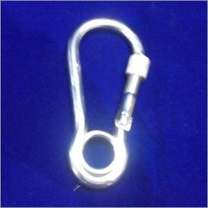 Screw Locking Steel Carabiner