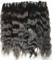 Weft Wavy Hair