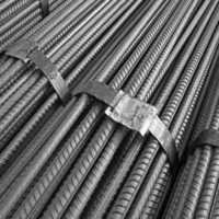 Galvanized TMT Steel Bars