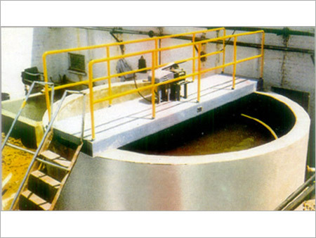 Water Treatment Clarifiers