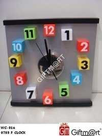 MAGNETIC WALL CLOCK