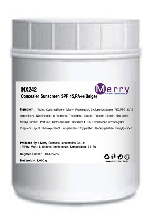 Concealer Sunscreen SPF 15,PA++(Beige)