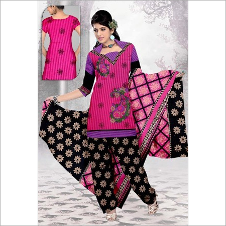 Digital Print Ladies Suits
