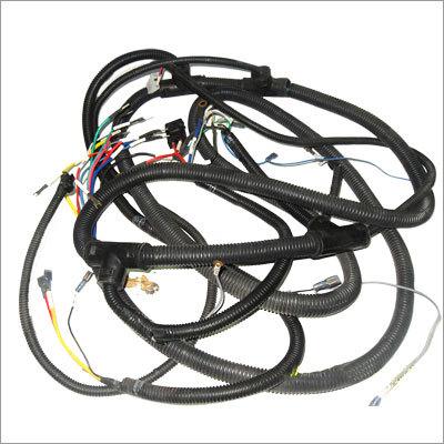 Genset Wiring Harness