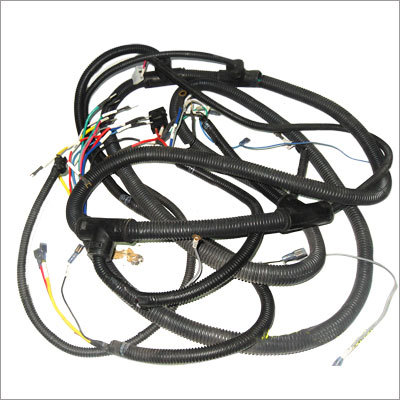 Genset Wire Harness