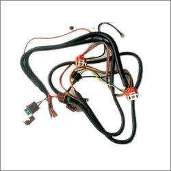 Industrial Headlight Wire Harness