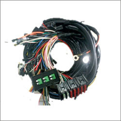 Industrial Vehicle Wire Harness